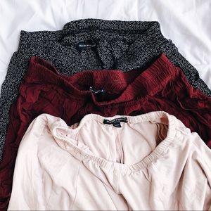 Brandy Melville Skirt Bundle